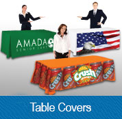 advertisingballoons Table Cloths