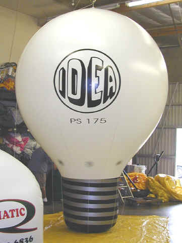 Custom Inflatable Advertising Balloons